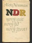 NDR, nový stát, nový lid, nový život - náhled