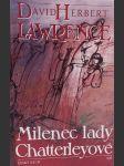 Milenec lady Chatterleyové - D. H. Lawrence - NOVÁ KNIHA - náhled