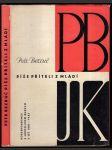 Petr Bezruč píše příteli z mládí - korespondence s Jaroslavem Kunzem z let 1881-1932 - náhled