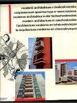 Moderní architektura v Československu - náhled