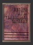 Desátá múza Vladislava Vančury - náhled
