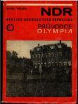 NDR průvodce Olympia (malý formát) - náhled