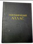 Geografičeskij atlas - náhled