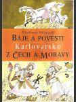 Báje a pověsti z Čech a Moravy (Karlovarsko) - náhled