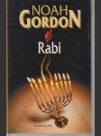 Rabi (Rodinná kronika amerického rabína nás zavede do prostředí americké židovské komunity dvacátého století) - náhled