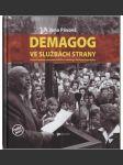 Demagog ve službách strany - náhled