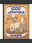 1000 výborných receptů - kuchařka - náhled