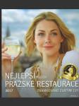 Nejlepší nejen pražské restaurace / 2017 - náhled