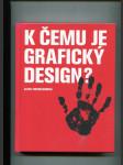 K čemu je grafický design? - náhled