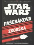 Star Wars: Pašerákova zkouška (A) - náhled