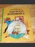 Tintinova dobrodružství 11: Tajemství Jednorožce  - náhled