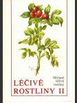 Léčivé rostliny II. / Sbírané léčivé rostliny - náhled