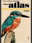Kapesní atlas ptáků - náhled
