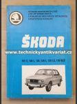 Škoda 105S, 105L, 120, 120L, 120LS, 120GLS - Seznam náhradních dílů (1979-81) - náhled