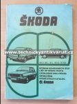 Škoda 105S, 105L, 120L, 120LS, 120GLS - náhled