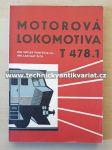 T478.1 Motorová lokomotiva - Pantůček, Zich (1971) - náhled