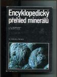 Encyklopedický přehled minerálů - náhled