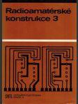 Radioamatérské konstrukce 3. - náhled