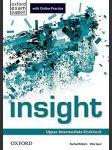 Insight upper intermediate workbook  - náhled