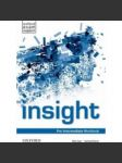 Insight - pre-intermediate - student's book  - náhled