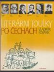 Literární toulky po Čechách - náhled