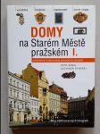 Domy na Starém Městě pražském - náhled