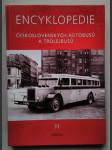 Encyklopedie československých autobusů a trolejbusů (I) - náhled