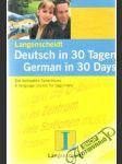 Deutsch in 30 Tagen - German in 30 Days - náhled
