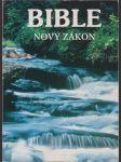 Bible - Nový zákon - náhled