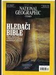 National Geographic 12/2018 - Hledači bible - náhled