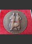 Medaile 1962 - Žilina, Vysoká škola dopravy a spojů - Rudolf Pribiš - náhled