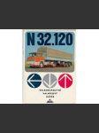Velkokapacitní návěs bss n32.120 - reklamní prospekt 12 stran - náhled