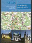 Atlas - Mariánská poutní místa - Česká republika 1:500 000 - náhled