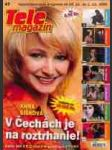 Tele magazín 2006 - číslo 47 - náhled