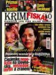 Krimi fiškál 2002 - číslo 40 - náhled