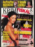 Krimi fiškál 2003 - číslo 8 - náhled