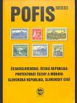 Katalóg známok - Československo, Česká republika, Protektorát Čechy a Morava, Slovenská republika, Slovenský štát - náhled