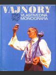 Vajnory - Vlastivedná monografia - náhled