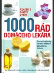 1000 rád domáceho lekára - náhled