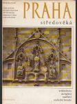 Praha středověká - náhled