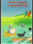 Prvé čítanie o zvieratkách s veľkými písmenami - náhled
