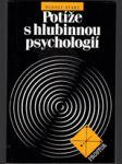 Potíže s hlubinnou psychologií - esejistická studie o analytické psychologii C.G. Junga - náhled
