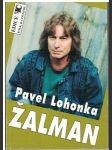Pavel Lohonka Žalman - zpěvník - náhled