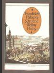 Stručné dějiny Prahy - náhled