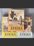 Afrika snů a skutečností I.-III. /3 sv./ - náhled