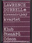 Alexandrijský kvartet - náhled