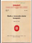 Studie o turnovské skelné komposici - náhled