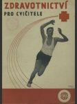 Zdravotnictví pro cvičitele - náhled