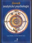 Slovník analytické psychologie - náhled