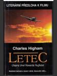 Letec - Charles Higham - náhled